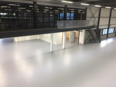 Coating project drukkerij in Goes